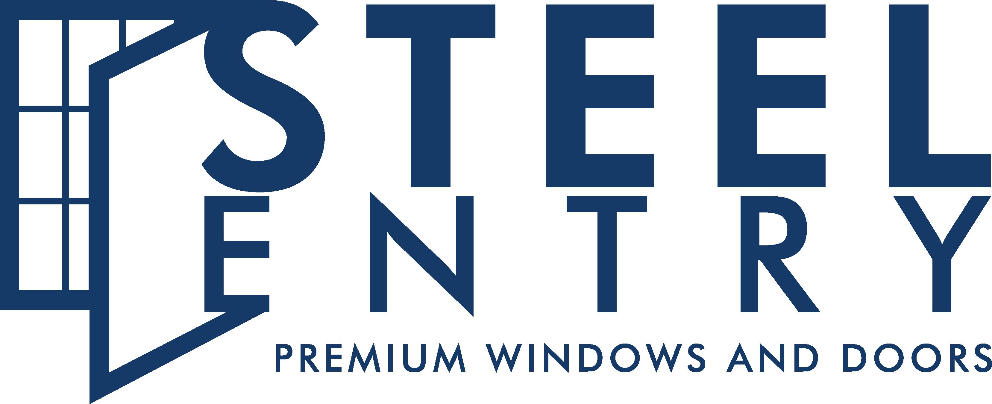 Steel Entry Premium Doors & Windows Logo