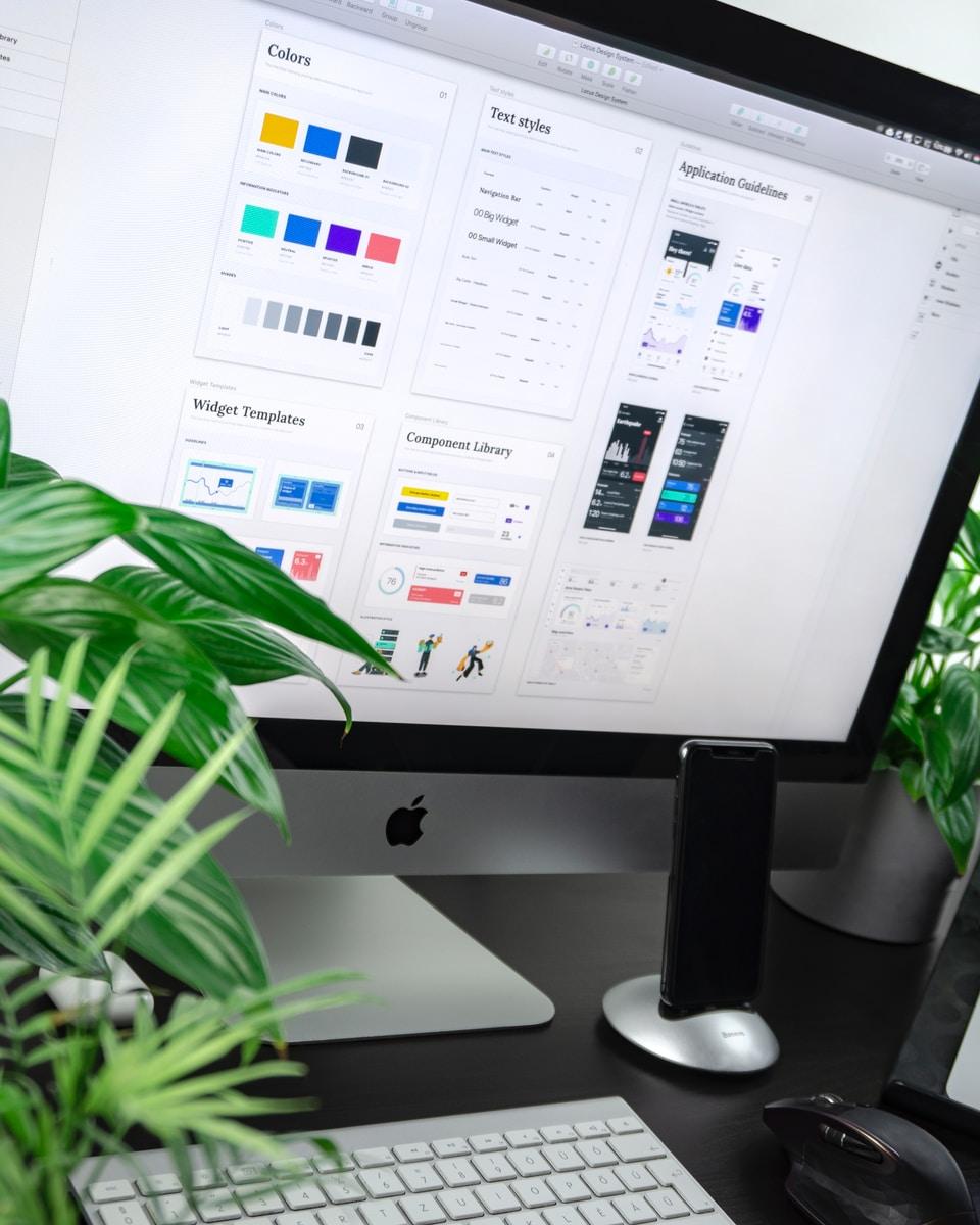 website design services imac